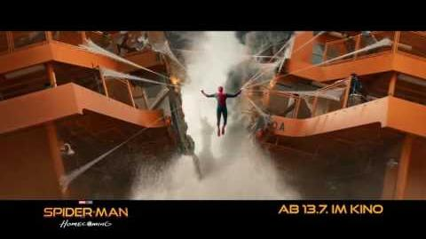 "SPIDER-MAN HOMECOMING - Power 20"" - Ab 13.7"