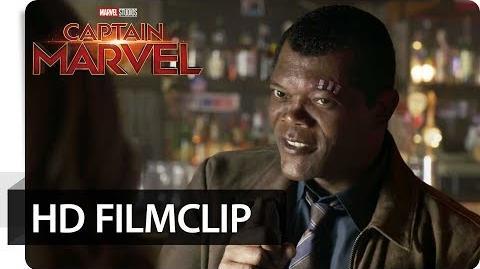 CAPTAIN MARVEL – Filmclip Das Verhör Marvel HD