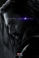 Avengers - Endgame - Winter Soldier Poster