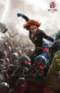 Marvel's The Avengers 2 Comic Con Poster 2