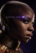 Avengers - Endgame - Okoye Poster