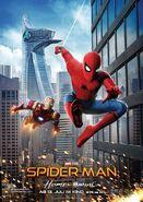 Spider-Man deutsches Teaserposter 5