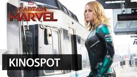 CAPTAIN MARVEL – Kinospot Steig auf! Marvel HD