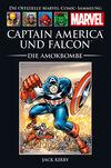 Captain America und Falcon - Die Amokbombe