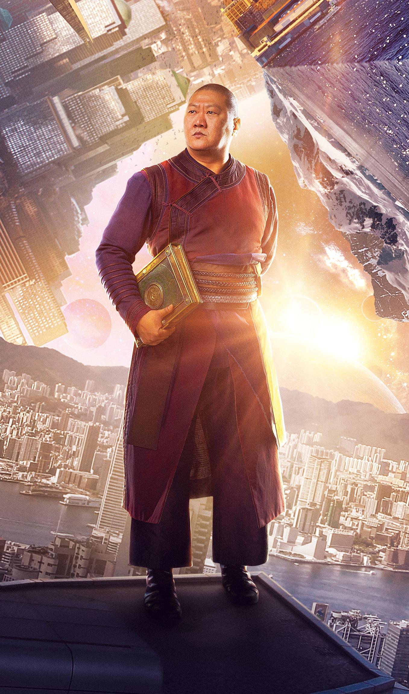 Wong Marvel Filme Wiki Fandom