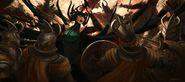 Thor Ragnarok Konzeptzeichnung 143