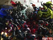 Marvel's The Avengers 2 Comic Con Poster 9