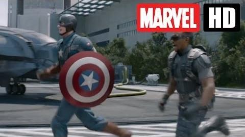 THE RETURN OF THE FIRST AVENGER - Filmclip - Unterschied zwischen Gut und Böse - Marvel-0
