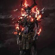 Thor Ragnarok Konzeptzeichnung 13