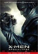 X-Men Apocalypse deutsches Kinoposter