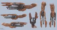 Black Panther Konzeptzeichnung 19