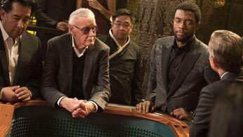 Stan Lee Black Panther
