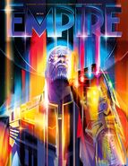 Avengers - Infinity War Empire Abonennten Cover