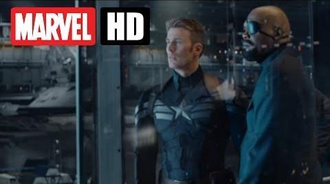 THE RETURN OF THE FIRST AVENGER - Verschwörung - Marvel-0