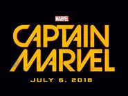 Captain Marvel Filmlogo