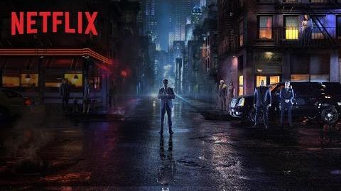 Marvel's Daredevil – Straßenszene – Netflix HD