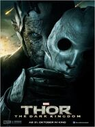 Thor - The Dark Kingdom Malekith Charakterposter