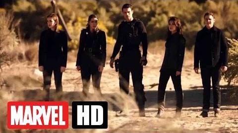 AGENTS OF S.H.I.E.L.D. - Die komplette erste Staffel auf DVD und Blu-Ray - MARVEL HD