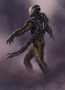 Ant-Man - Konzeptzeichnung 8