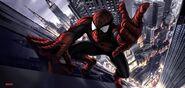 Spider-Man - Konzeptzeichnung 3