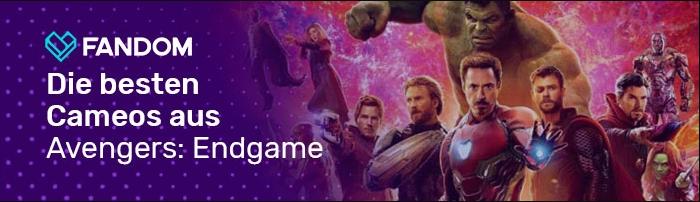Die besten Cameos aus Avengers - Endgame