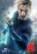 Charakterposter Quicksilver Avengers - Age of Ultron