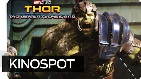 THOR TAG DER ENTSCHEIDUNG - Die Revengers Marvel HD