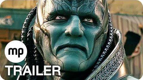 X MEN APOCALYPSE Trailer 3 German Deutsch (2016)