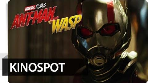 ANT-MAN AND THE WASP - Kinospot Hausarrest Marvel HD