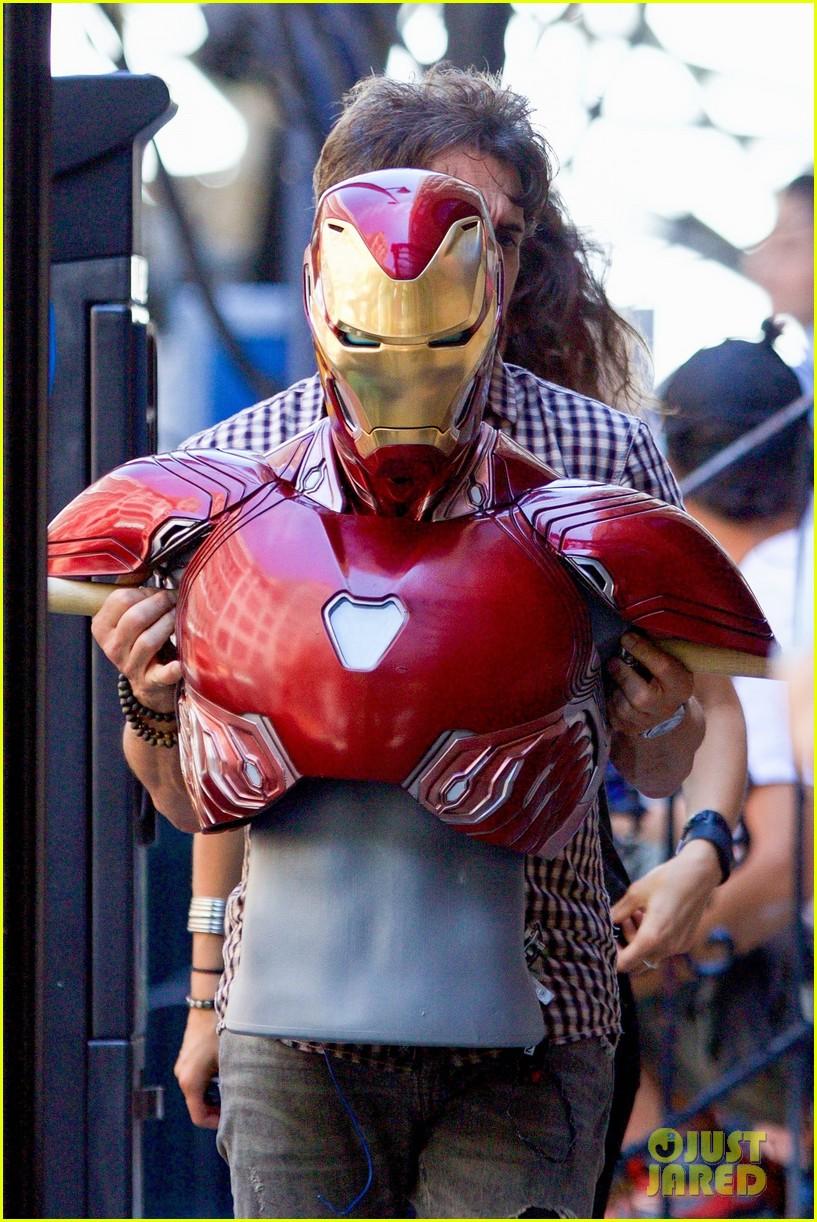 bild - avengers infinity war setbild 37   marvel-filme wiki