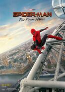 Spider-Man - Far From Home deutsches Teaserposter 2