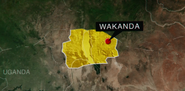 Wakanda On The Map