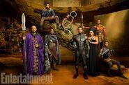 Black Panther Entertainment Weekly Bild 3