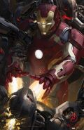 Marvel's The Avengers 2 Comic Con Poster