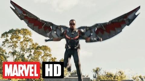 "ANT-MAN - Bonus Material ""ANT-MAN vs. Falcon Fight"" - auf DVD und Blu-ray™ MARVEL HD"