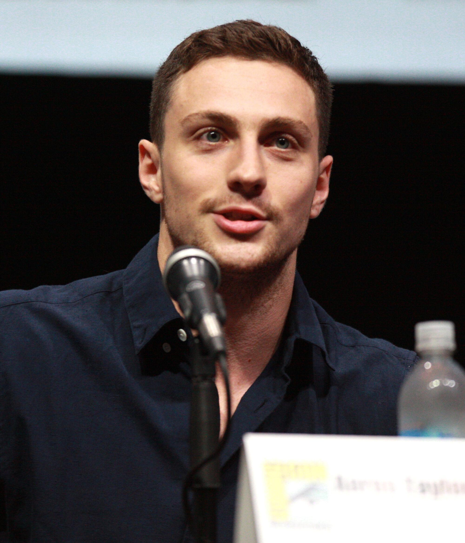 Aaron Taylor Johnson Marvel Filme Wiki Fandom Powered By Wikia