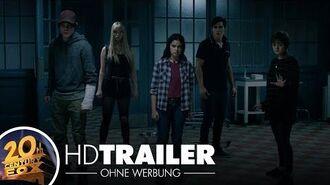 The New Mutants Offizieller Trailer 1 Deutsch HD German (2020)