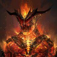 Thor Ragnarok Konzeptzeichnung 7
