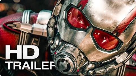 ANT-MAN Trailer German Deutsch (2015)-0