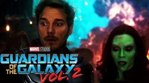 Alle wollen ihren Tod - GUARDIANS OF THE GALAXY VOL. 2 Marvel HD