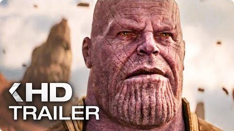 AVENGERS 3 Infinity War Trailer German Deutsch (2018)
