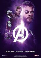 Avengers Infinity War - Poster - Lila Deutsch