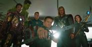Avengers post-battle
