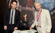 Rudd und Douglas Comic Con 2014