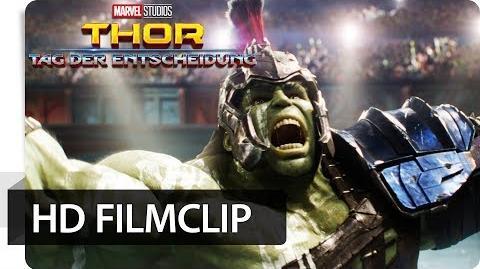 THOR TAG DER ENTSCHEIDUNG - Filmclip Wir kennen uns Marvel HD