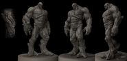 Der unglaubliche Hulk Konzeptfoto 4