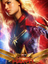 Captian Marvel Poster 1 2