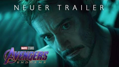 AVENGERS ENDGAME – Neuer Trailer (deutsch german) Marvel HD