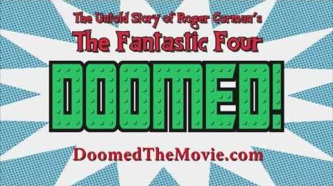 Spinelli313/Trailer zu Doomed!: The Untold Story of Roger Corman's The Fantastic Four