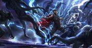 Thor Ragnarok Konzeptzeichnung 125